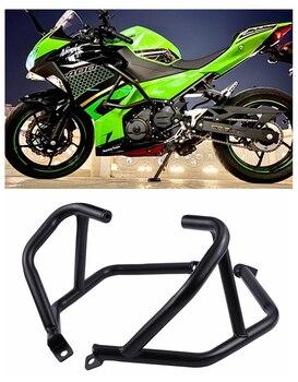 Moto parachoques para Kawasaki Ninja 400, 250, 2018, 2019 del motor del tanque protección Bar guardia accidente barras parachoques del Ninja400 Ninja250