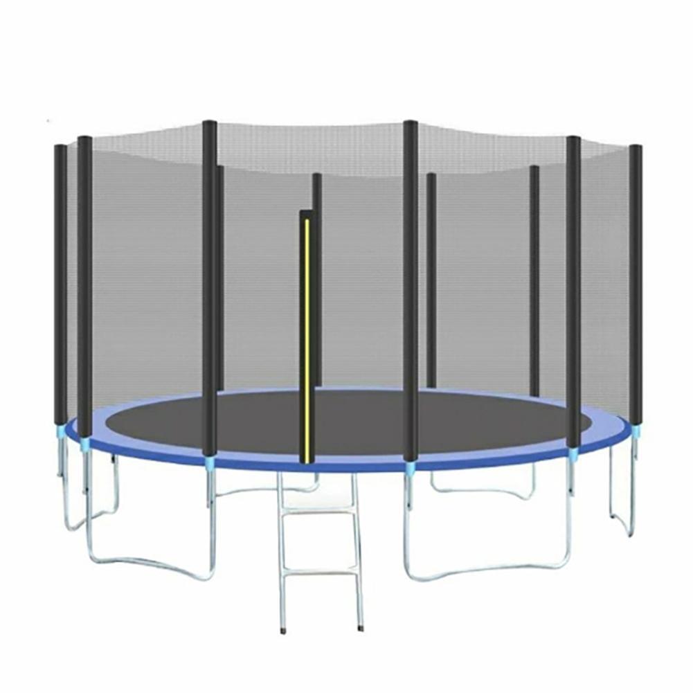 Haute qualité saut Trampoline filet de protection maison enfants intérieur extérieur adulte Trampoline sécurité protection PE Net pépinière - 2