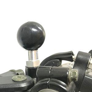 Image 4 - Base de bola M10 X 2020 de 1 pulgada, soporte de rosca macho, para motocicleta Ram Moun, novedad de 1,25
