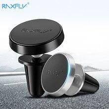 RAXFLY Magnético Suporte Do Telefone Do Carro Para o iphone XS Max XR XS X 8 7 Plus 6 s Suporte Do Telefone Do Carro smartphone Para Samsung S9 S8 Plus S7 S6 suporte celular para carro suporte magnético para celular