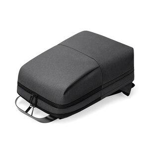 Image 3 - Original Meizu Solid Waterproof Laptop backpacks Women Men Backpacks School Backpack Large Capacity For Travel Bag Outdoor Pack
