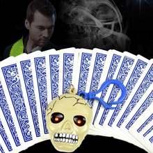 Череп в поисках карты череп пророчество фокусы сатге карточка