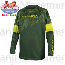 Kids Off Road ATV Racing T-Shirt AM RF Bicycle Cycling Bike Downhill Jersey Motorcycle Jersey Motocross MTB DH MX Ropa D Boys cheap honu fast Polyester spandex Full men cycling jersey Spring AUTUMN Winter Jerseys No Zipper Fits true to size take your normal size
