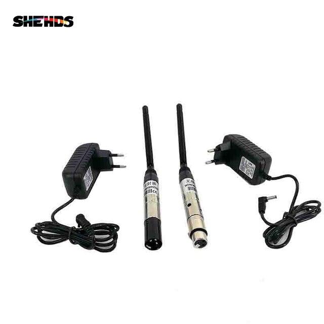 DMX512 DMX Dfi DJ Drahtlose system Empfänger oder Sender 2,4G für LED Bühne Licht LED Licht 300m Steuer