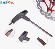 цена на Bicycle Disc Brake Screw Bolt Wrenches Plum T25 Bike Effort Wrench Disc Brake Rotors Installation Wrench Cycling Repair Tools