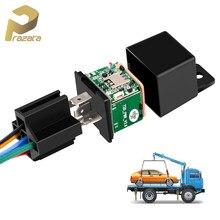 Neue Relais Auto Tracker Mini GPS Tracker MV730 Leicht Verstecken Design 6-40V Fahrzeug Tracker Realtime Lage Remote control Anti-thef