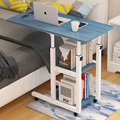 Простой портативный прикроватный столик для ноутбука  прикроватный столик для спальни  домашний столик для ленивых
