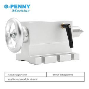 Image 5 - Cabezal divisorio CNC de 4 mandíbulas, 100mm, eje de rotación + 4 ejes, kit de eje A para Mini enrutador CNC/grabado en madera