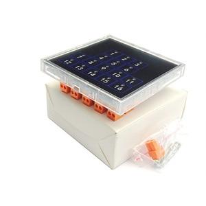 Image 4 - Kincony 16ボタン自己リセットスイッチ、トグルスイッチ壁パネル86*86モジュールためKC868スマートホームオートメーションコントローラマニュアル制御12v