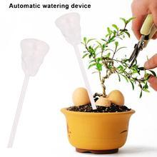 SOLEDI форма черепа прочное стекло самополивающаяся садовое растение орошение сад стекло полив спринклер земля