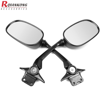 Universal Motorcycle Rearview Mirror Side Mirrors For BMW R1250GS F800ST R1200ST/GS Aprilia Tuono V4R Bmw F800R R1150RS R1200R