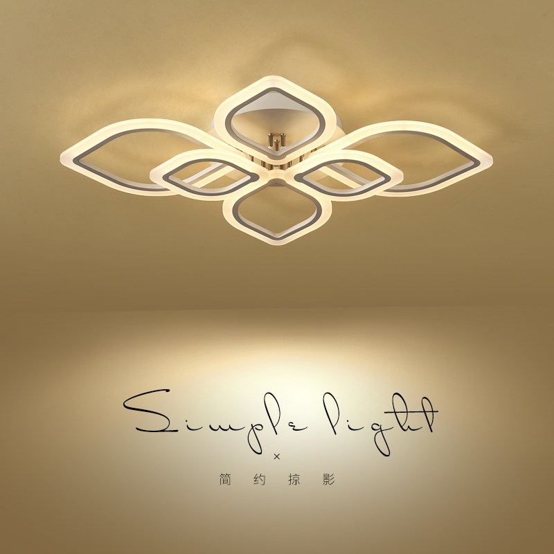 Купить с кэшбэком Modern led Ceiling Lights for living room lights Warmth bed room lamp plafon led home lighting led Ceiling lamp light fixtures
