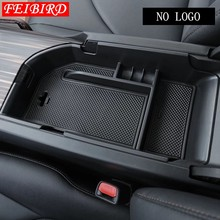 Auto Accessoire Armsteun Box Secundaire Opslag Pallet Lade Container Doos Kit Plastic Voor Toyota Camry 2018 - 2020 Links-hand Drive