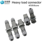 Heavy duty connector...
