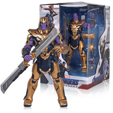 8 Inch Original Marvel Avengers 4 Thanos Toys Action Figure Avengers 4 Endgame dolls Infinity Legends Toys Collectable