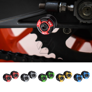 Image 2 - รถจักรยานยนต์อุปกรณ์เสริม Spools Slider สกรูขาตั้งสกรูสำหรับ Yamaha XSR700 XSR900 XSR 700 900