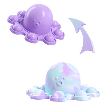 octopus flip pop it
