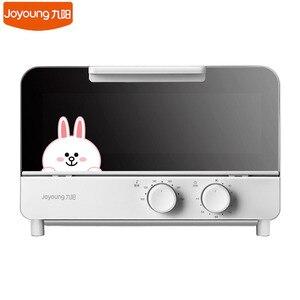 Электрическая духовка Joyoung J87 12л, бытовая мини-электрическая духовка для выпечки, инфракрасное нагревание, машина для выпечки
