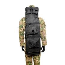 0,85/1/1,3 м винтовка нейлоновый чехол сумка тактическая сумка для переноски Охота Отдых на природе Рюкзак Водонепроницаемый Airsoft кобура защитная сумка