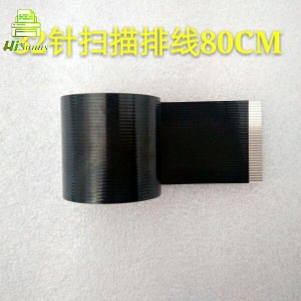 pinos para 80 10pcs 32 cm para hp m525 m575 m570 m680 m630 sanner cabo