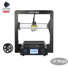 ANYCUBIC 3d-Printer Touch-Screen Full-Metal-Impresora Large Plus-Size I3 High-Precision