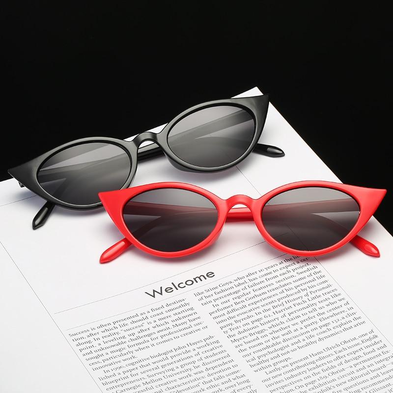 Leopard Small Fashion Women Sunglasses Designer Brand Sexy Adult Glasses Put UV Rave Festival