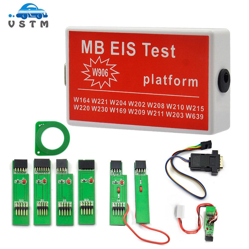 Best Quality For NEW MB EIS W211 W164 W212 MB EIS Test Platform MB Auto Key Programmer For Be nz Auto Key Programmers    - AliExpress