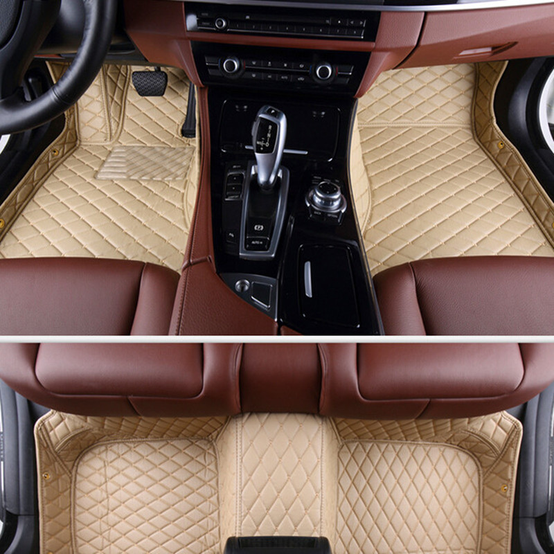 Best quality mats! Custom special car floor mats for Mercedes Benz <font><b>B</b></font> <font><b>180</b></font> W247 2020 non-slip waterproof car carpets for B180 2020 image