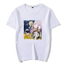 2019 New Mens Space element T-Shirt 100% Cotton Fashion Street Novelty workstation Casual Vintage Men Tops