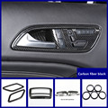 Декоративная наклейка для центральной консоли Mercedes Benz CLA GLA A Class 2013-18 LHD аксессуары
