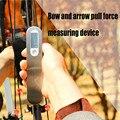 Высокое качество портативный универсальный стрельба из лука Электрический цифровой лук весы составной изогнутый лук весы тяга силы измери...