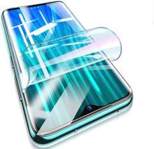 300d hidrogel película protetora filme frontal não vidro temperado para alcatel 3 3x 1 3l 2019 protetor de tela