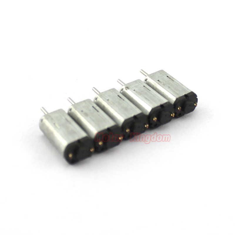 Cc 1.5V ~ 6V 3V 6000 tr/min 6mm * 8mm * 14.5mm K20 ultra mini moteur solaire muet moteur silencieux pour bricolage jouet modèle