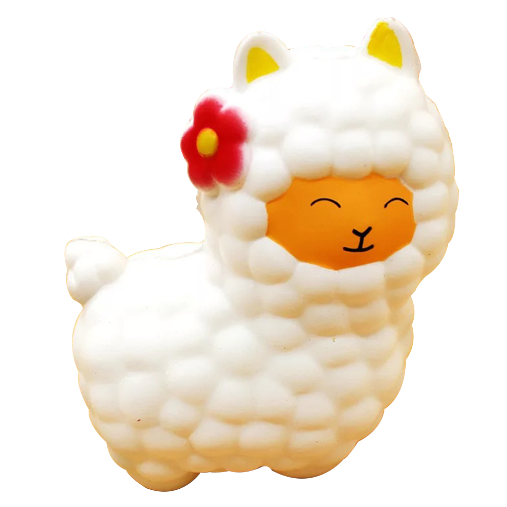 Funny Squeeze Toys Pressure Reduce Kawaii Mini Animal Cat Bear Slow Rising Kids Hand Squishy Antistress Gift