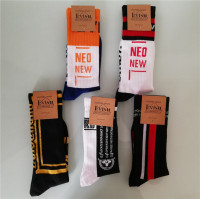 2020 New Tide Brand Evisu Casual Cotton Men's Socks Fashion Breathable Warm Stockings Sports Men And Women Couple Socks