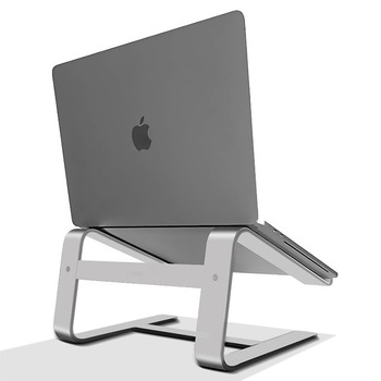 Notebook Stand Table For Laptop Ergonomic Desk Cooling Macbook Stand Laptopholder Aluminum Laptop Stand For Macbook Air Pro