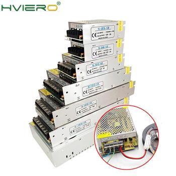 цена на AC 110V-240V TO DC 12V 2A 310A Driver Converter LED Transformer Power Supply Switching Adapter For 5050 3528 2835 3014 Led Strip