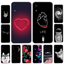 Silicone Case For Huawei Y9 2019 Soft TPU Back Cover For Huawei Y5 Lite 2017 Y3 II Y6 Y7 Pro 2018 Honor 7S 7A 8A Case Cover Bags youvei case for coque huawei honor 7a 7s case 5 45 soft tpu back cover for huawei y5 2018 y5 lite 2018 prime cover phone case