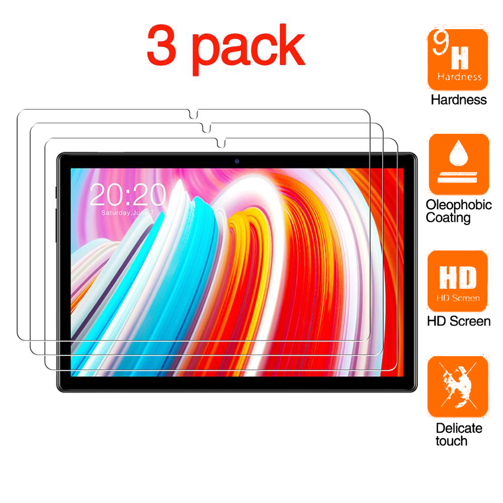 Glass protector only use teclast M40 and P20HD 10.1Inch Premium Tablet protector Glass Screen Film Protector Cover