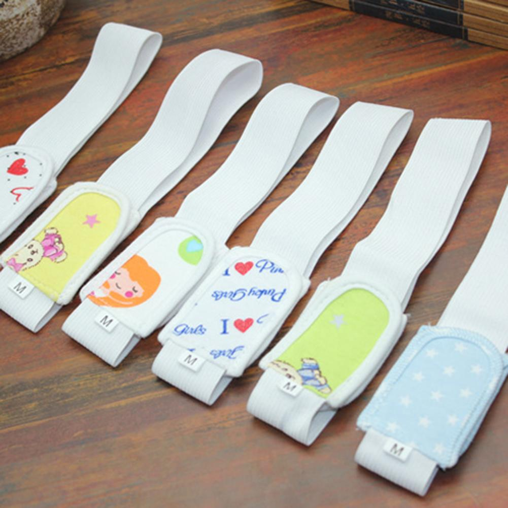 6Pcs/Pack Adjustable Baby Diaper Fastener Nappy Fixed Belt Infant Cloth Holder