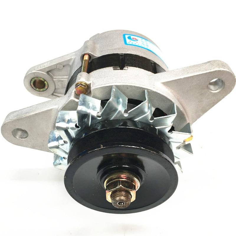 Alternador JFZ235B de 24V, gran oferta, accesorios de generador para excavadora HITACHI 6BDIT genarator