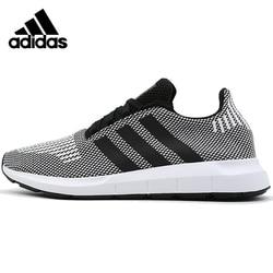 Nuovo Arrivo Originale Adidas Swift Run Mens Runningg Scarpe Sport All'aria Aperta Adatto B37734
