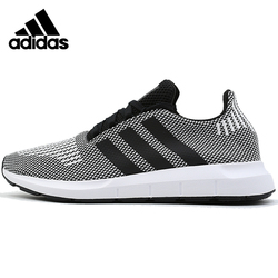 Original New Arrival Adidas SWIFT RUN Mens Running Shoes Outdoor Sports Suitable B37734