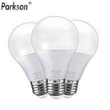 E27 светодиодный светильник лампы 18 Вт 15 Вт 12 Вт 9 Вт 6 Вт 3 Вт 220 в 240 В лампада ампулы светодиодный лампы энергосберегающие Bombillas светодиодный лампы