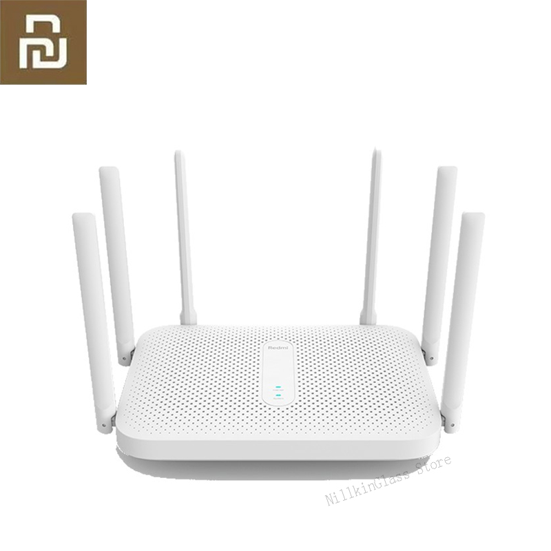 Xiaomi Newest Redmi AC2100 Router 2000M Dual-Band Wireless Router Wifi Repeater with 6 High Gain Antennas Wider Coverage(China)