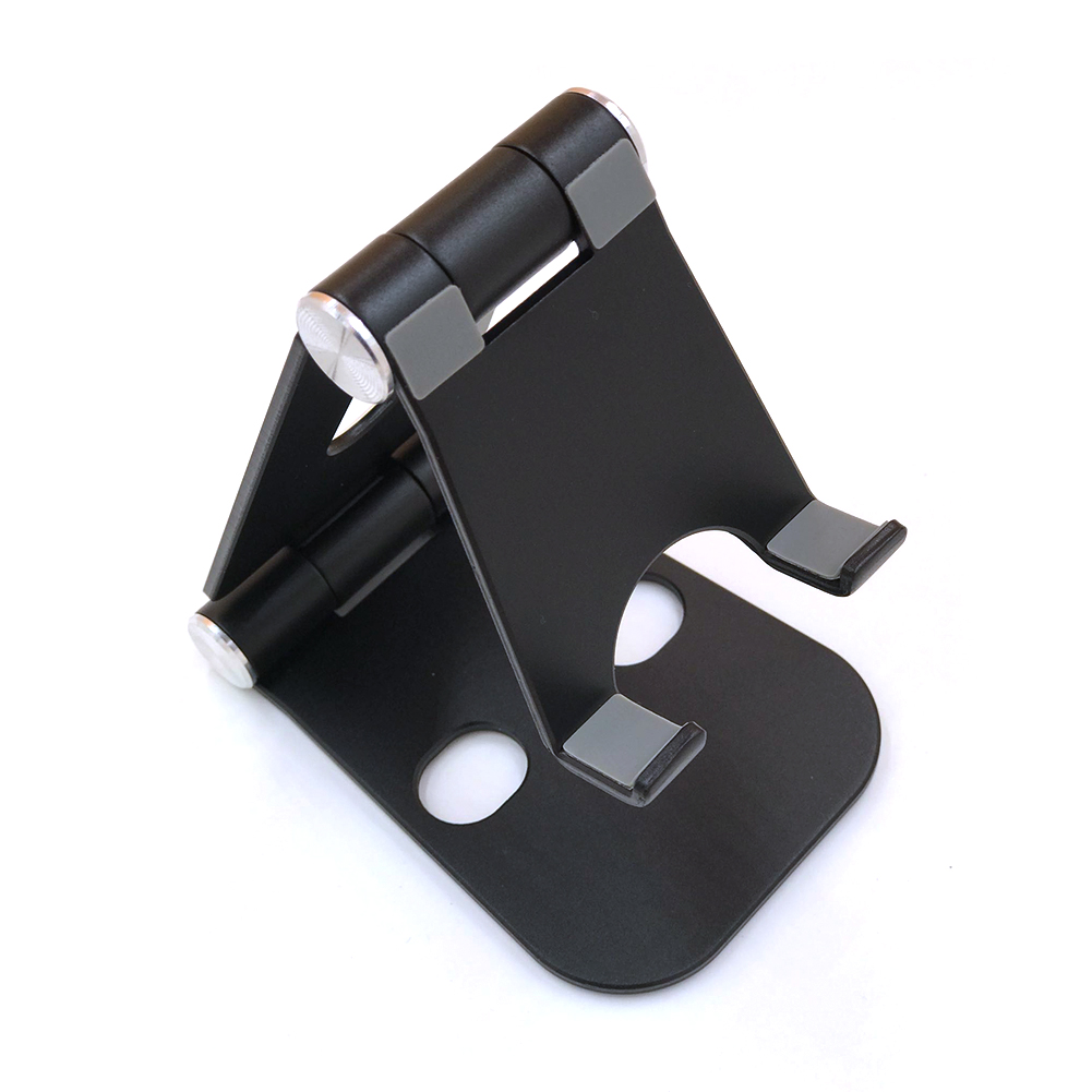 Mobile-Phone-Holders Stands-Tablet Mounts Rotating-Base Universal-Desk Foldable