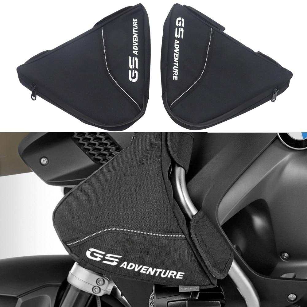 For BMW R1200GS ADV LC R1250GS F750GS F850GS R1200R R Motorcycle Repair Tool Placement Bag Frame Triple-cornered Package Toolbox
