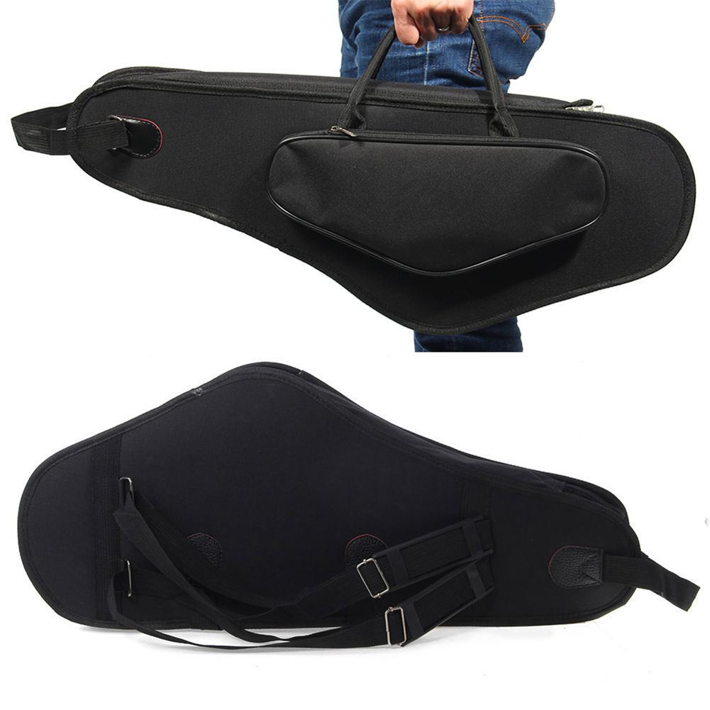 Portable Water-Resistant Bag Sax Soft Case Alto Saxophone Bag