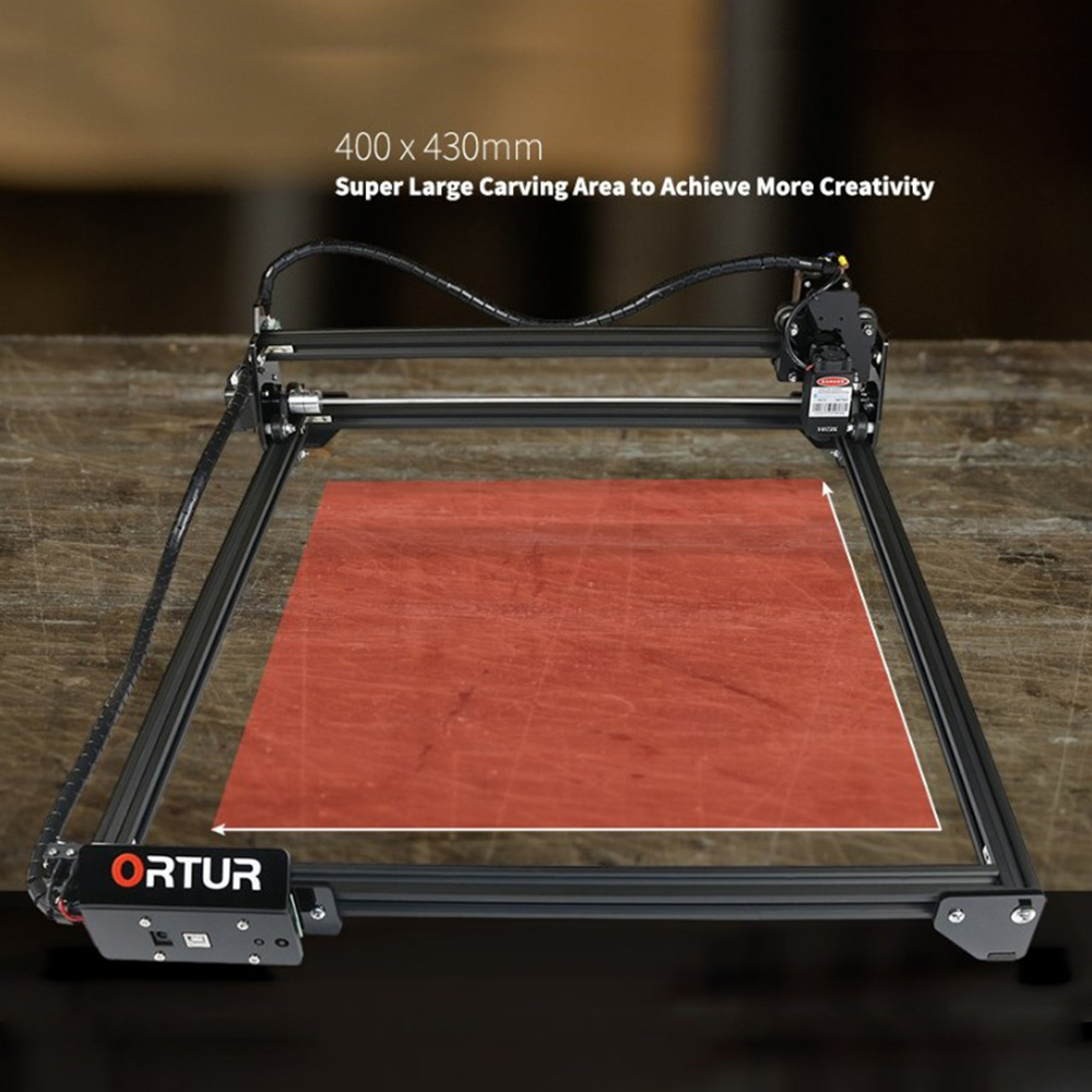 Nova ortur laser mestre 2 diy usb