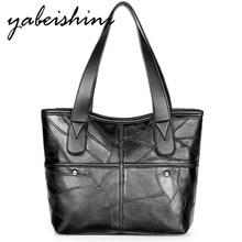 New luxury handbags women bags designer 100% real sheepskin Shoulder Bag Genuine Leather for 2019 sac main femme Tote